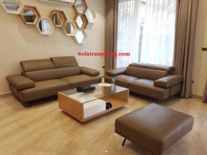 Sofa Da Nhập Khẩu Malaisia